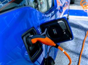 Auto elettrica sicurezza sul lavoro